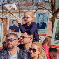 Встреча поколений :: Александр Шеин