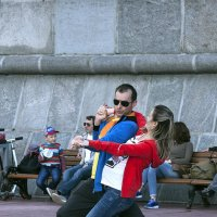 когда мамы танцуют ... :: Алена Белодедова