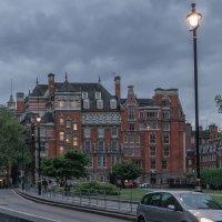 Прогулка по Лондону. :: Сергей Исаенко