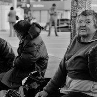 Без определённого места жительства :: Анастасия Алёшина