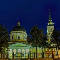 Собор Александра Невского, Ижевск - город в котором я живу :: Владимир Максимов