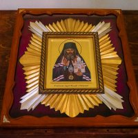 Икона Святителя Иоанна Шанхайского и Сан-Францисского чудотвореца.  День памяти:  Июнь 17 :: Elena Izotova