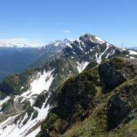 Горы Сочи :: Наиля