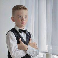 Маленький мужчина :: Оксана Барковская