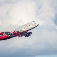 Боинг-747 :: Олег Савин