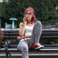 Сербская девушка Беляна... :: Cергей Павлович