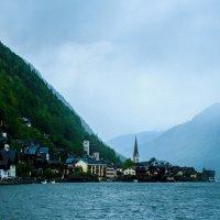 горное озеро в Австрии :: Алена Зингер