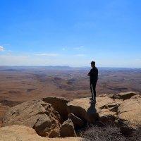 на краю кратера ( Я ) :: ALEX KHAZAN