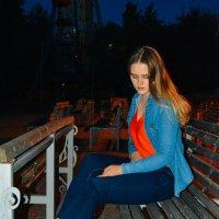 Вечером на скамье :: Света Кондрашова