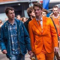 В оранжевом 2 :: Светлана Щербакова