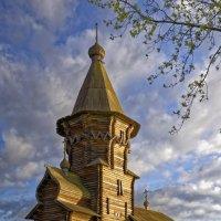 Церковь Успения Пресвятой Богородицы. Кондопога. :: Dim Panko