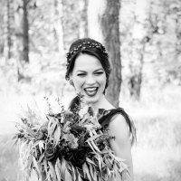 Эмоции невесты :: Olexandr