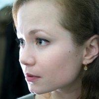 без слов или загадка женских глаз :: Олег Лукьянов