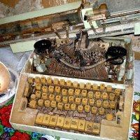 подвальный артефакт из 80-х :: Александр Прокудин