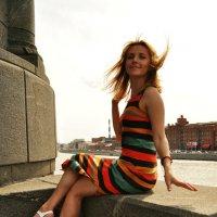 Солнце в городе :: Ксения Олеговна