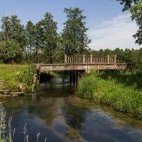 Каменный мост 19 века в глубинке Восточной Пруссии :: Игорь Вишняков