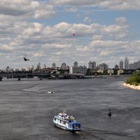 Над Днепром :: Марина Грицай