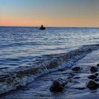 Вечерняя рыбалка :: Сергей Мурзин