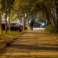 ночные улочки :: gribushko грибушко Николай