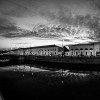 Белые ночи на Обводном :: Оксана Смолкина