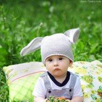 Задумчивый заяц!!! :: Лина Трофимова