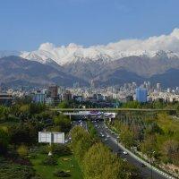 Тегеран, парк Абу-Аташ :: Julia Mahdi