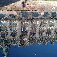 Дом Зингера в водах канала Грибоедова :: Наталья