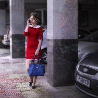 Парковка :: VikTori Knyazeva