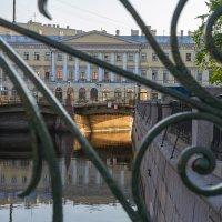 Утренние прогулки по Санкт-Петербургу :: Марат Рысбеков