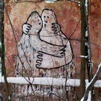 """""""Любовь"""" - картина неизвестного художника :: Михаил Андреев"""