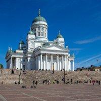 Визитка Хельсинки :: Евгений Никифоров