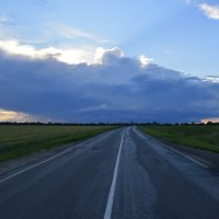 Просто дорога. :: Виктор ЖИГУЛИН.