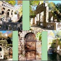 Кабардинка. Акведук в Старом парке :: Нина Бутко