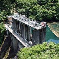 Плотина Сиромару :: Cawa Xpy