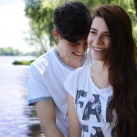 Назар и Женя :: Тоня Торопчина