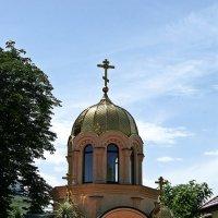 Храм святой равноапостольной Марии Магдалины :: Александр Корчемный