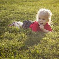 Я на солнышке лежу... :: Юля Колосова