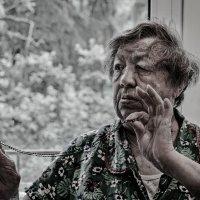 старость :: Валерия Боярчук