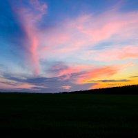 закат :: Алия Янг
