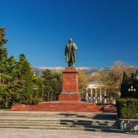 Ленин в Ялте :: Вадим