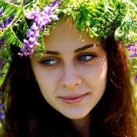 Солнечное лето :: Ксения