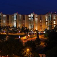 Ночной город :: Игорь Ястребов