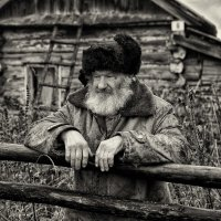 Сибирская глубинка. Философия жизни :: Дмитрий Конев