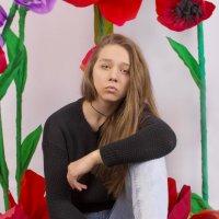Подростковое :: Татьяна Русских