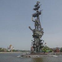 памятник петру 1,г.Москва :: Алексей -