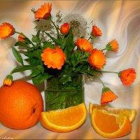 Оранжевый полдень :: °•●Елена●•° Аникина♀
