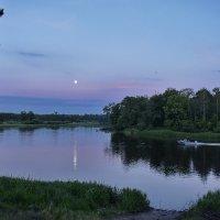 На  ночную  рыбалку. :: Валера39 Василевский.