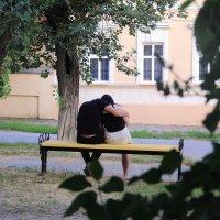 Двое :: Юрий Гайворонский