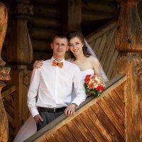 Свадьба Алексея и Марии :: Юрий Лобачев