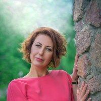 Портрет молодой женщины :: Лариса Кайченкова